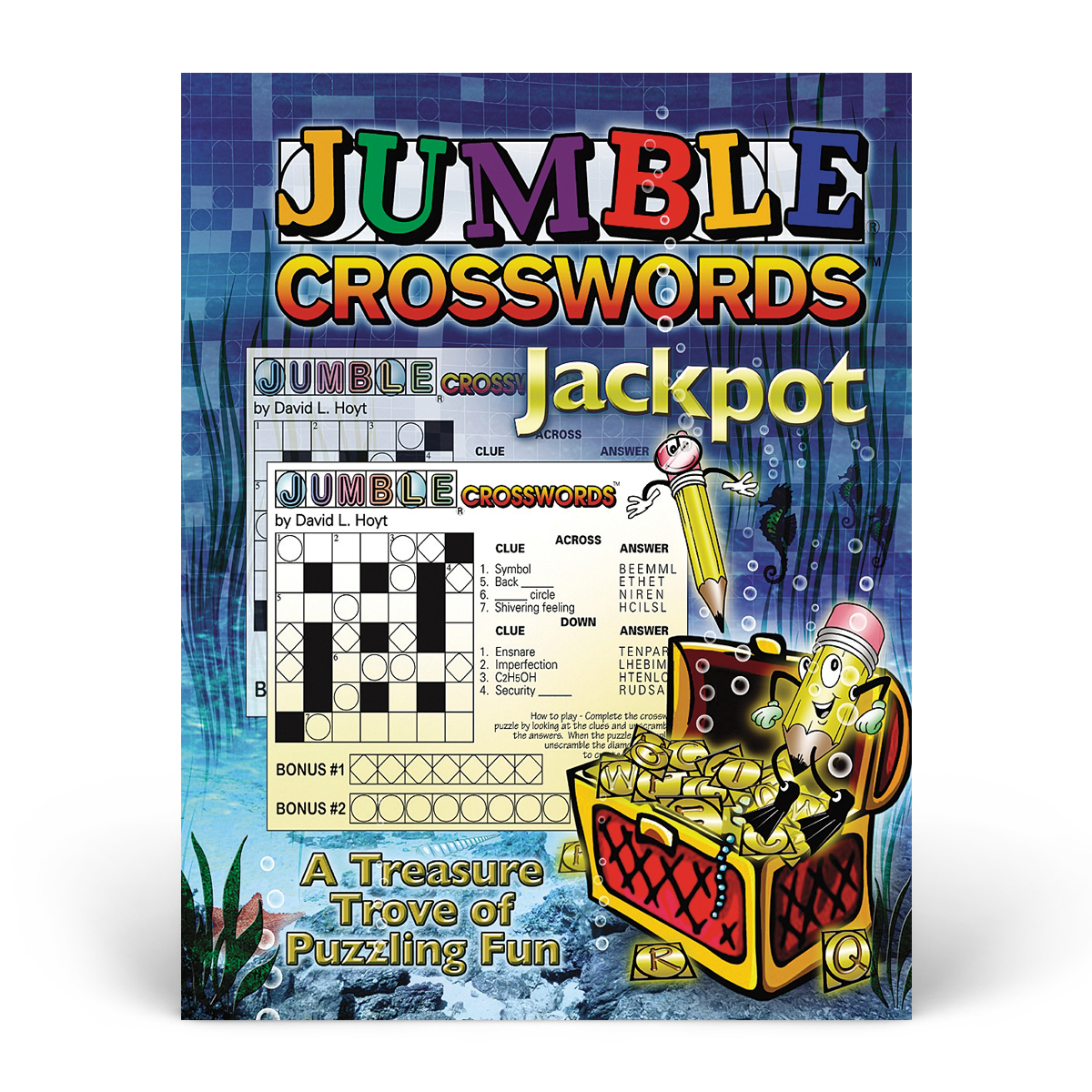 Jumble! Crosswords Jackpot