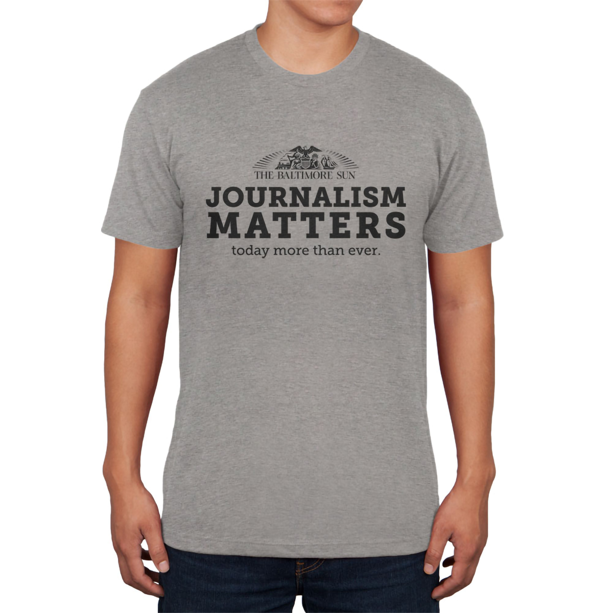 "Baltimore Sun ""Journalism Matters"" T-Shirt"