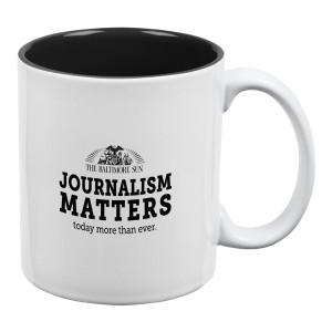 Baltimore Sun Journalism Matters Mug