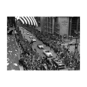 Orioles Welcome Parade (1954)