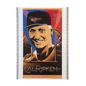 Cal Ripken Hall of Fame Jigsaw Puzzle