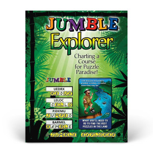 Jumble! Explorer