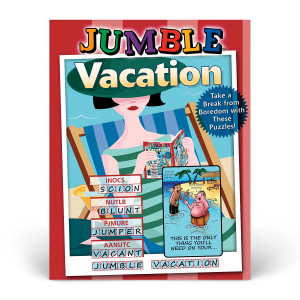 Jumble! Vacation