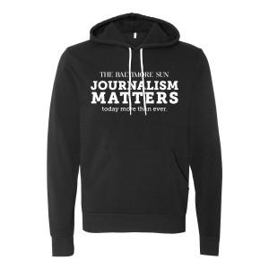 Baltimore Sun Journalism Matters Hoodie