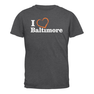 I Heart Baltimore T-Shirt