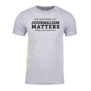 Baltimore Sun Journalism Matters Shirt