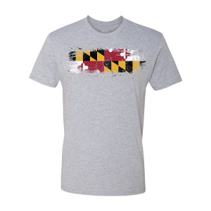 Maryland Flag Shirt