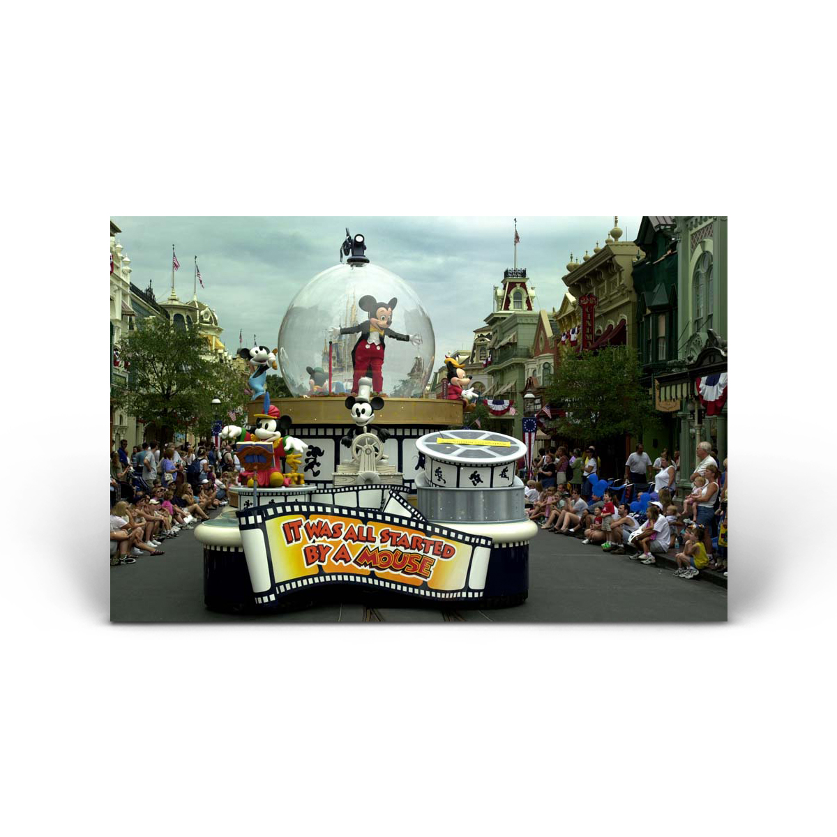 Magic Kingdom: Parade