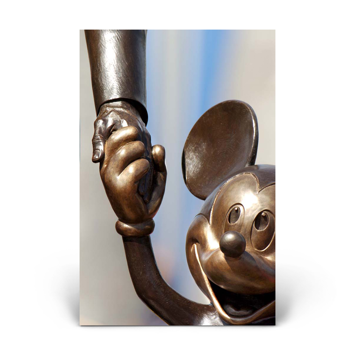 Magic Kingdom: Bronze Mickey