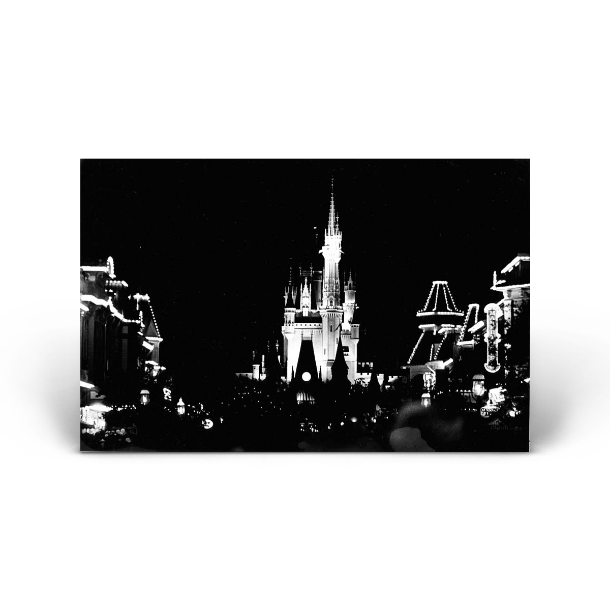 Cinderella's Castle: Light Up the Night