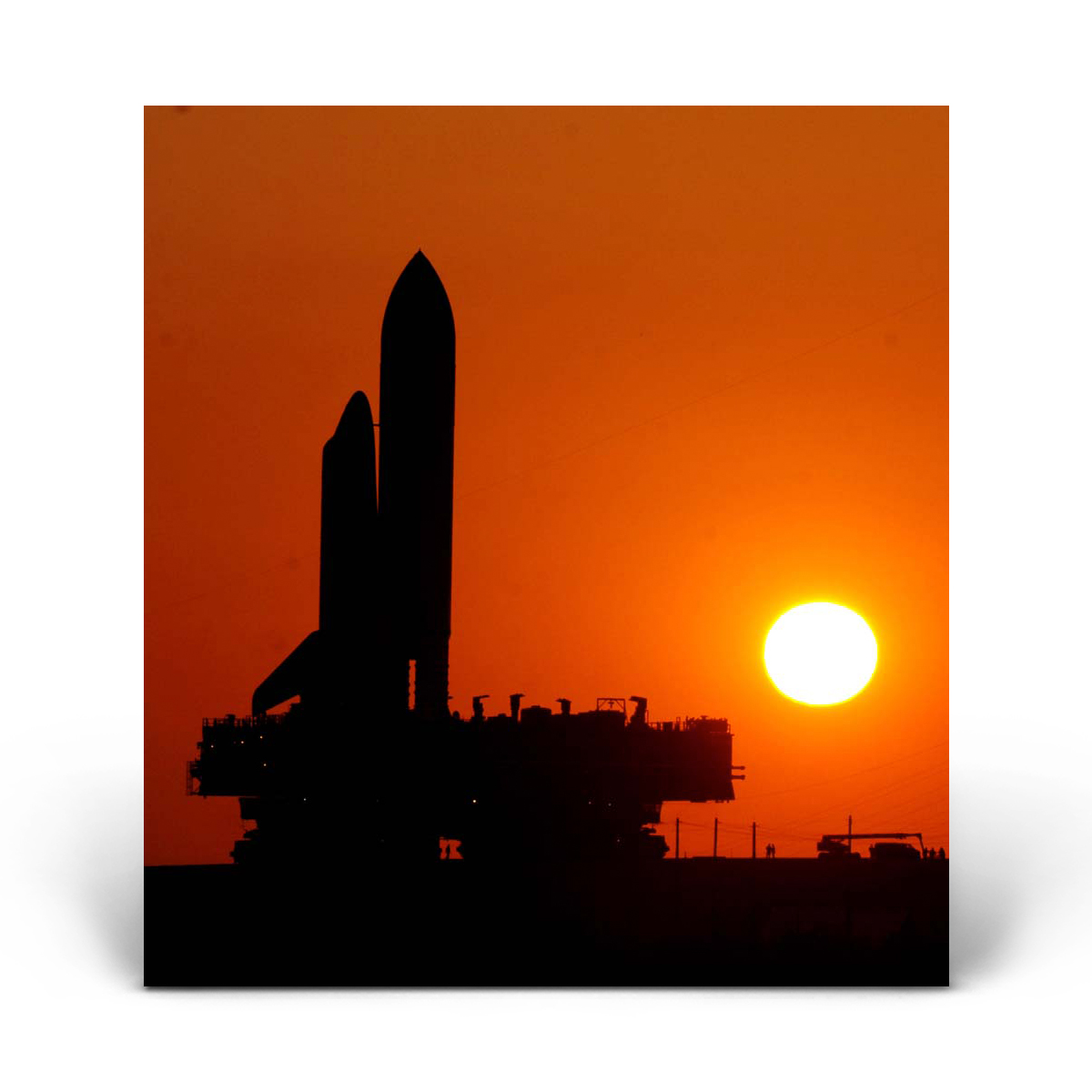 Space Shuttle: Sunrise