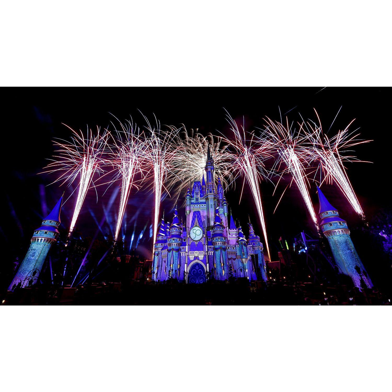 Disney World at 50: Cinderella's Castle I