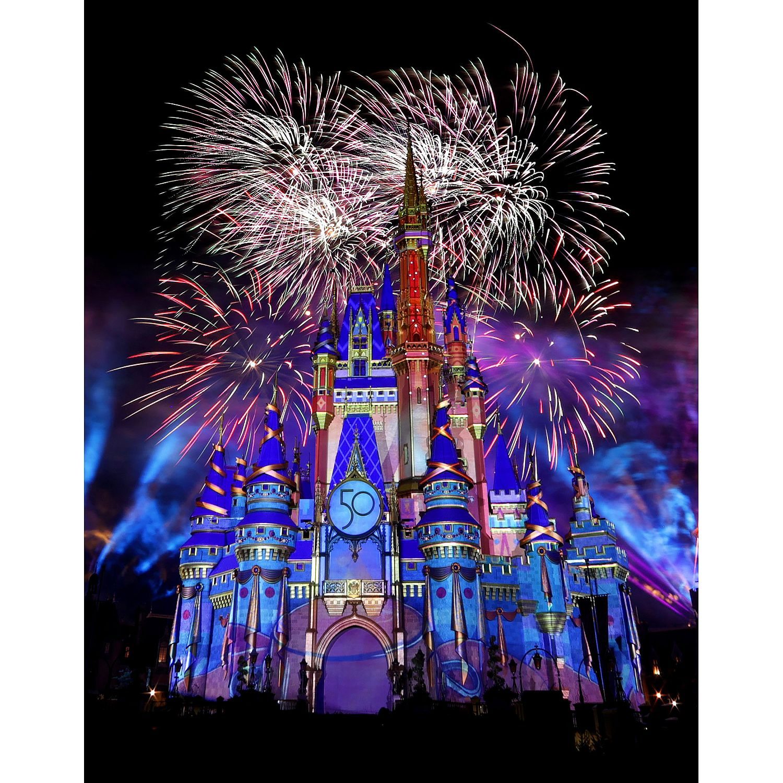 Disney World at 50: Cinderella's Castle II