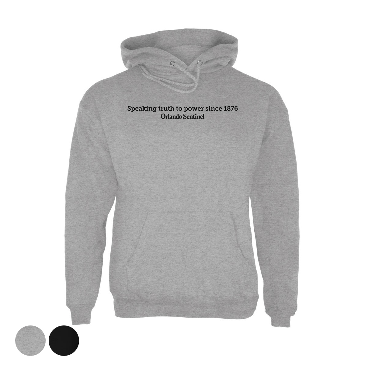 "Orlando Sentinel ""Speaking Truth to Power"" Hoodie"