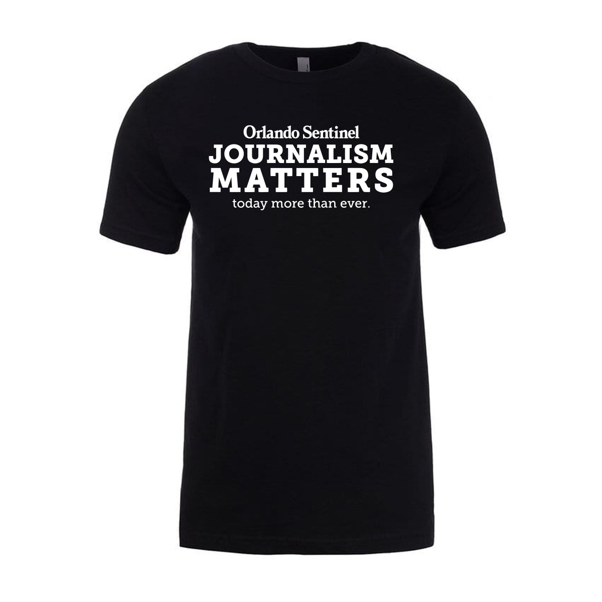 Orlando Sentinel Journalism Matters Shirt