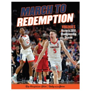 March to Redemption: Virginia's Historic 2019 Championship Season