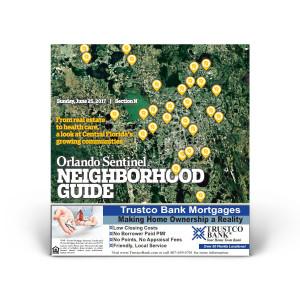 2017 Orlando Sentinel Neighborhood Guide