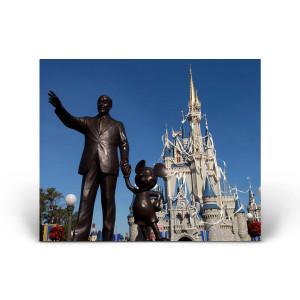 Cinderella's Castle: TP'd!
