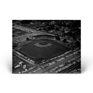 Tinker Field: Aerial View