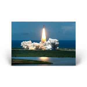 Space Shuttle: Over the Ocean