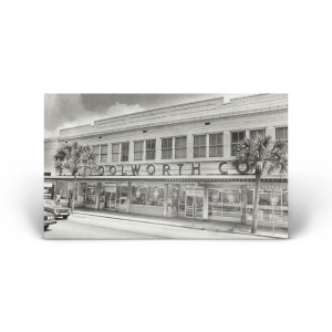 Historical Photos: Shop Woolworth's