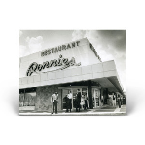 Historical Photos: Ronnie's Restaurant