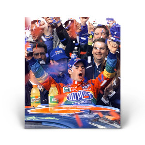 NASCAR: Jeff Gordon Victory