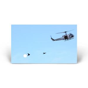 Red Huber: Birds Tail NASA Security