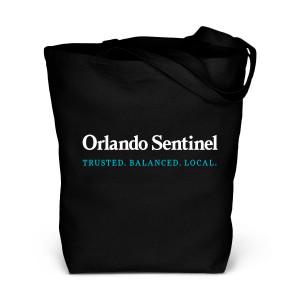 Orlando Sentinel Tote Bag