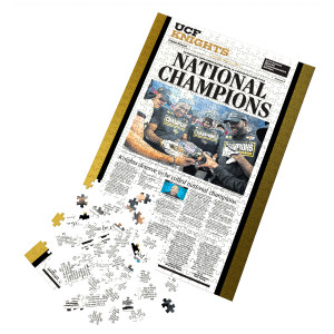 UCF Knights National Champions Jigsaw Puzzle