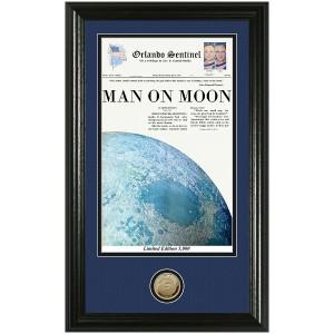 Apollo 11 Anniversary Photo Mint