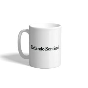 Orlando Sentinel Mug