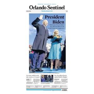 """President Biden"" Jigsaw Puzzle"