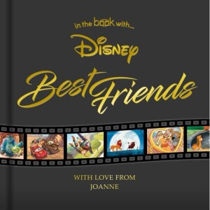Disney Best Friends Personalized Book