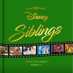 Disney Siblings Personalized Book