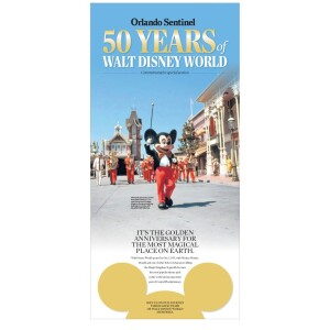 Disney World 50th Anniversary Special Section