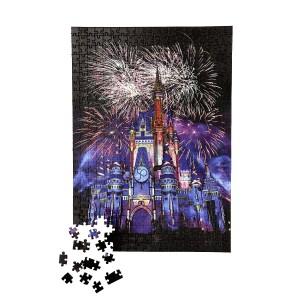 Cinderella's Castle at Disney World Jigsaw Puzzle