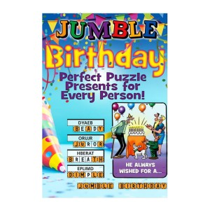 Jumble Birthday