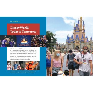 Disney World at 50: The Stories of How Walt's Kingdom Became Magical in Orlando Book
