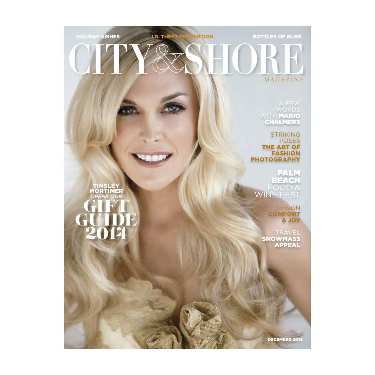 City & Shore Magazine Back Issues