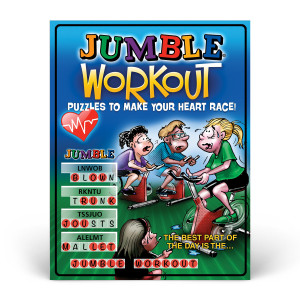 Jumble! Workout