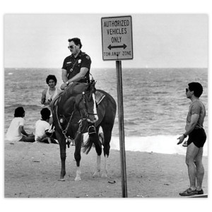 Spring Break: Authorized Vehicles Only