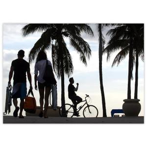 Beach: Biking