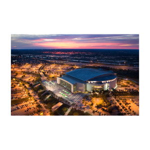 Aerials: Beautiful Skies at BB&T Center
