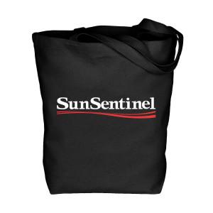Sun Sentinel Logo Tote Bag