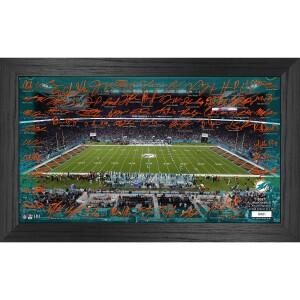 Miami Dolphins 2021 Signature Gridiron Collection