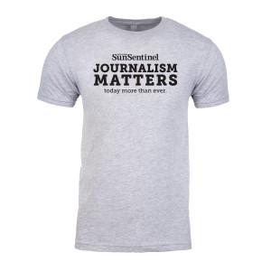 Sun Sentinel Journalism Matters Shirt