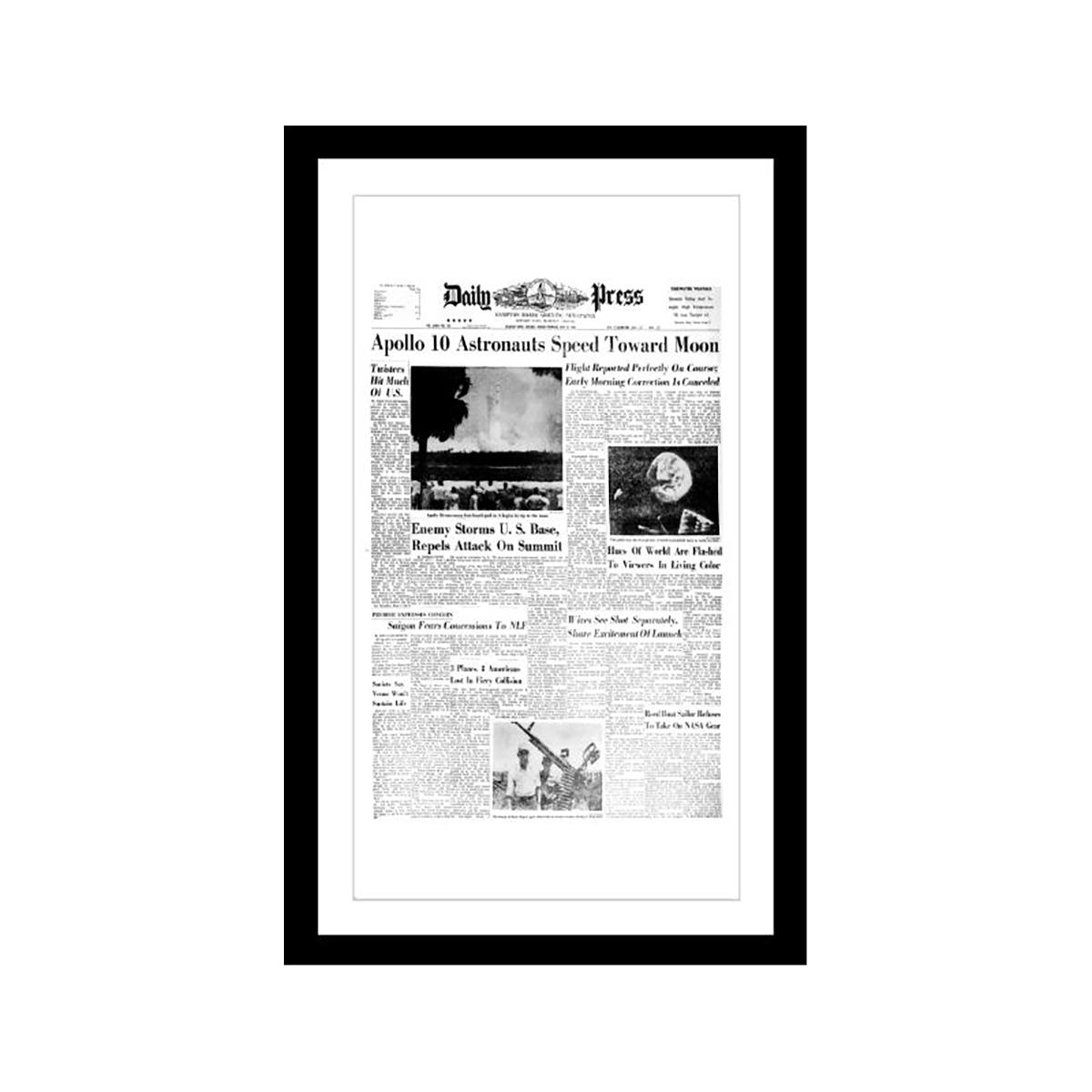 Daily Press Page Print