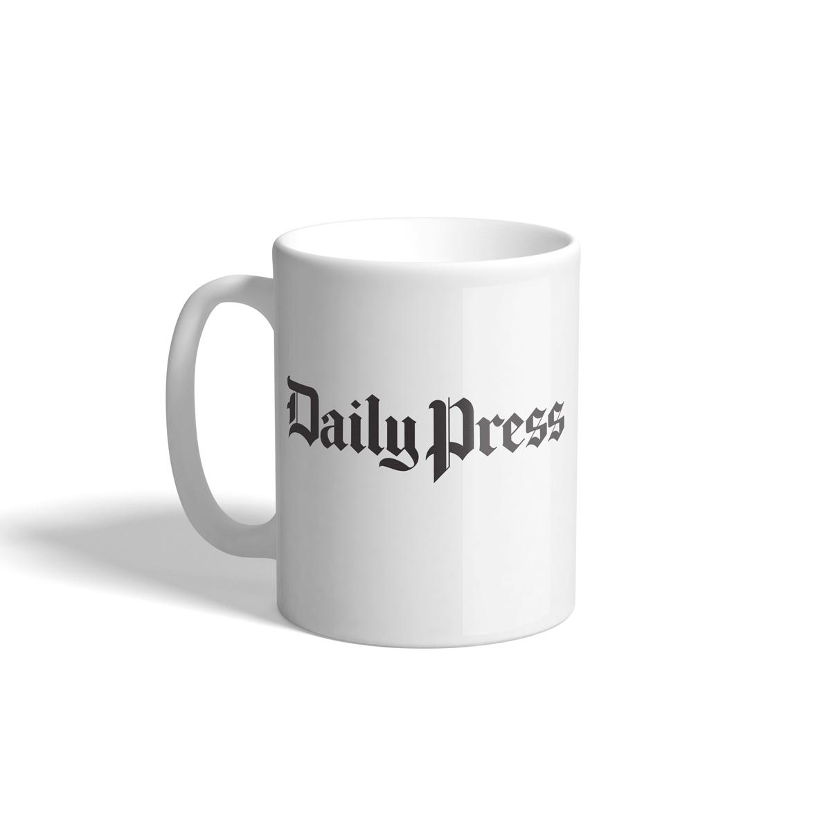 Daily Press Mug