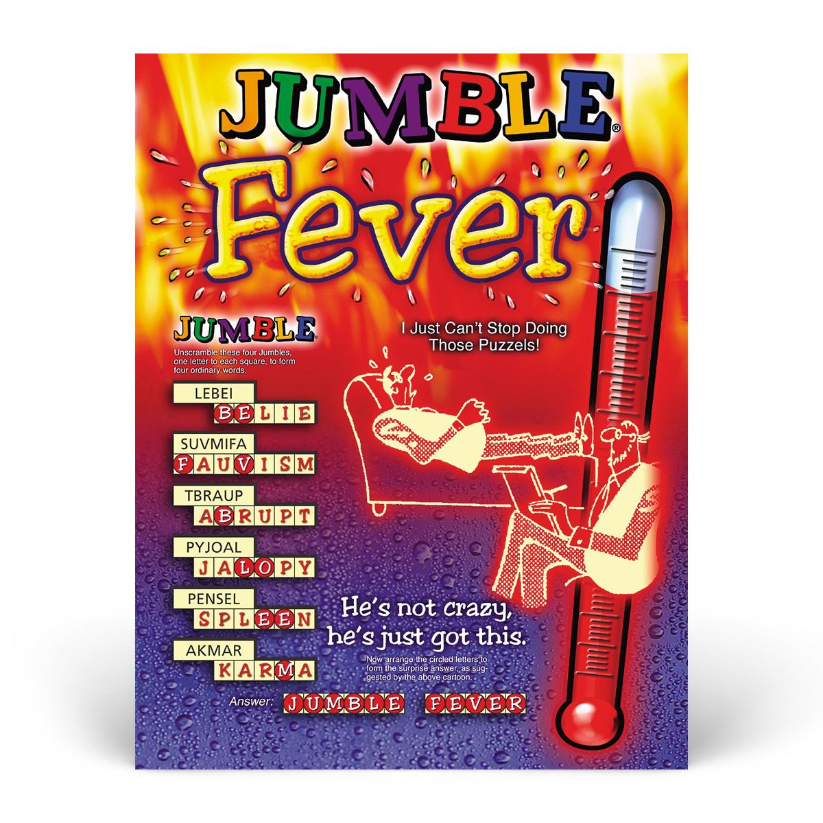 Jumble! Fever